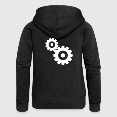 Gears - Women's Premium Hooded Jacket