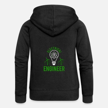 Electrical Engineering Electrical engineer - Women's Premium Hooded Jacket