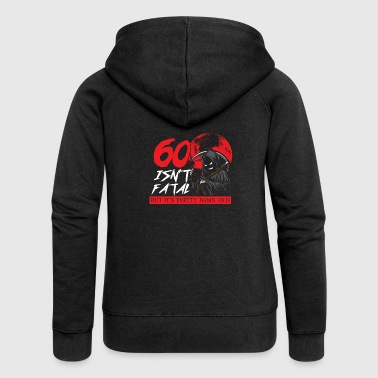 60th birthday - Women's Premium Hooded Jacket
