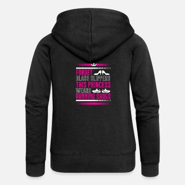 Princess Princess' Running Gear - Women's Premium Zip Hoodie