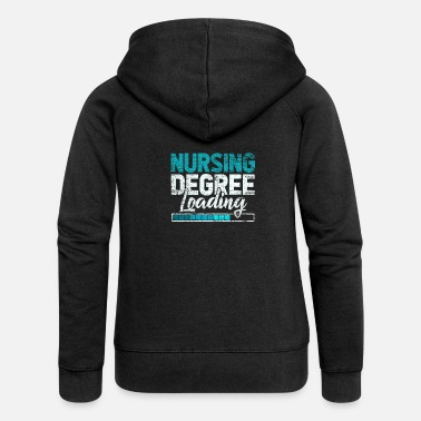 Nurse Nurse - Women's Premium Hooded Jacket