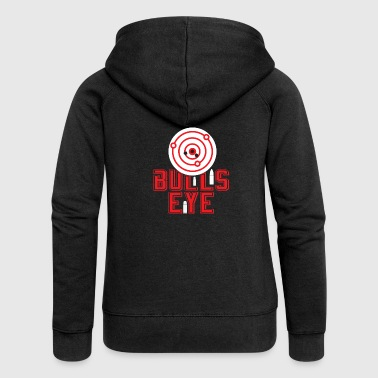 Bullseye Bullseye - Women's Premium Hooded Jacket