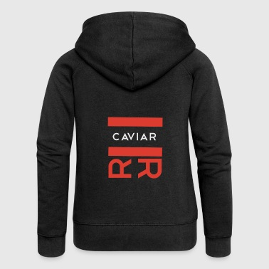 Caviar Caviar Rombaque - Women's Premium Hooded Jacket