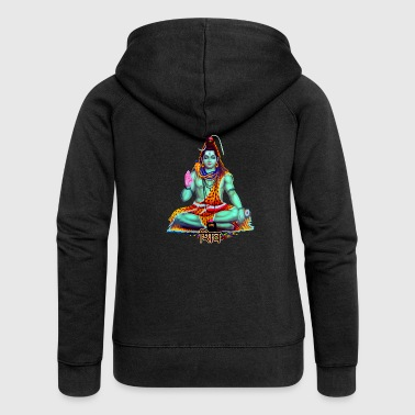 Shiva shiva - Women's Premium Hooded Jacket