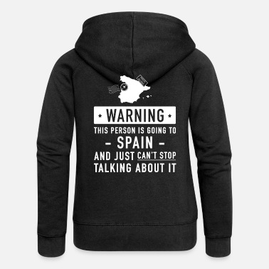 Spain Original Spain holiday gift - Women's Premium Zip Hoodie