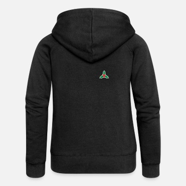 Holly Holly - Women's Premium Zip Hoodie