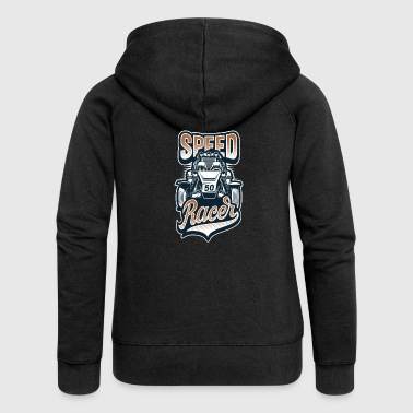 Car Racing - Race Cars - Sports Cars - Women's Premium Hooded Jacket