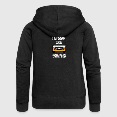 R&b R & B RnB Music Mixtape Casette Gift - Women's Premium Hooded Jacket