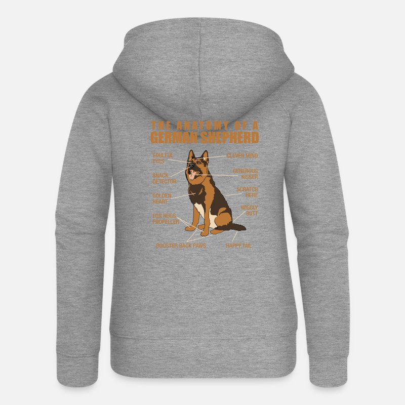 The Anatomy Of A German Shepherd Dog Owner By Mister Tee Spreadshirt