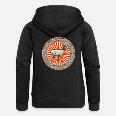 Aries Aries - Women's Premium Hooded Jacket