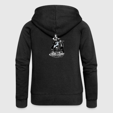 PinUp - Women's Premium Hooded Jacket