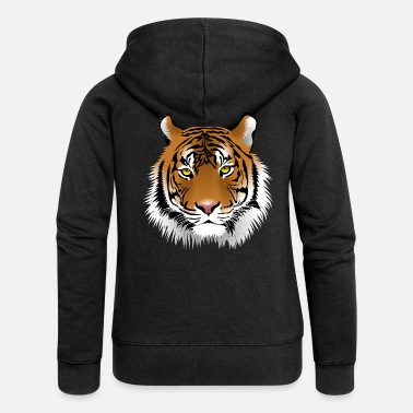 Tiger tiger - Women's Premium Hooded Jacket
