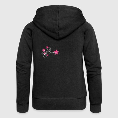 Reining Tribal Froral Stars - Women's Premium Hooded Jacket