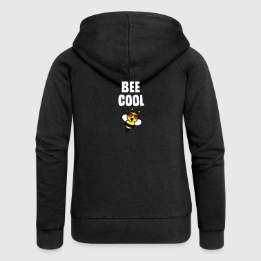 ++ ++ Bee Cool - Women's Premium Hooded Jacket