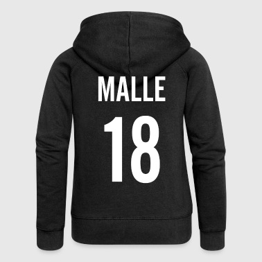 Malle 18 - Women's Premium Hooded Jacket