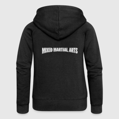mixed martial arts - Women's Premium Hooded Jacket