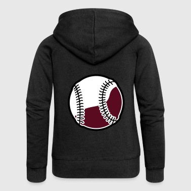 baseball - Women's Premium Hooded Jacket