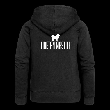 TIBETAN MASTIFF - Women's Premium Hooded Jacket