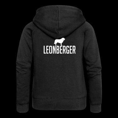 LEONBERGER dog - Women's Premium Hooded Jacket