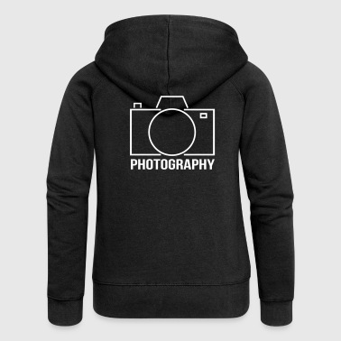photography - Women's Premium Hooded Jacket