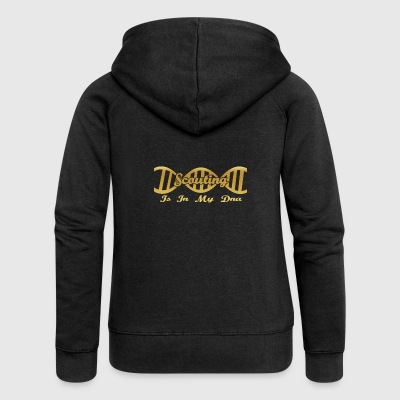 Dna dns evolution hobby gift Scouting - Women's Premium Hooded Jacket