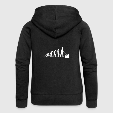 Tibetan Terrier gift shirt - Women's Premium Hooded Jacket