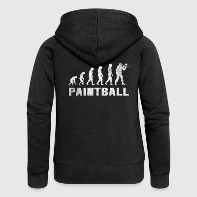 Evolution Paintball Shirt - Paintball T-shirt - Dame Premium hættejakke