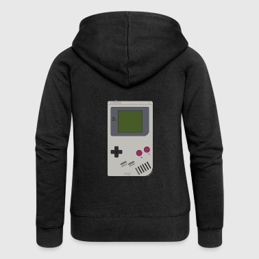 Game Boy Batteries not included! - Frauen Premium Kapuzenjacke
