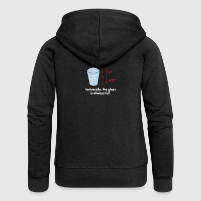 Mathematics funny - Women's Premium Hooded Jacket