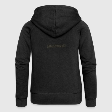 Hollyweed Shirt - Frauen Premium Kapuzenjacke