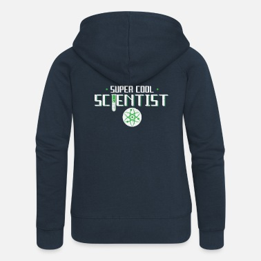 Scientifique scientifique - Veste à capuche Premium Femme