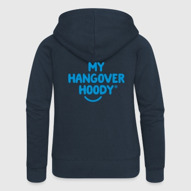 The Original My Hangover Hoody® - Women's Premium Hooded Jacket