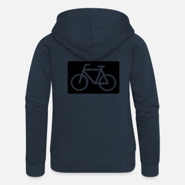 Bicycle Bicycle bicycle bicycle - Women's Premium Zip Hoodie