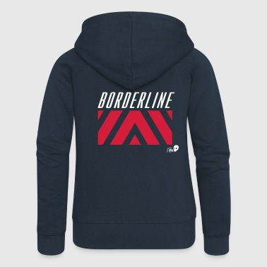 BORDERLINE - Women's Premium Hooded Jacket