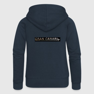 Gran Canaria - Women's Premium Hooded Jacket