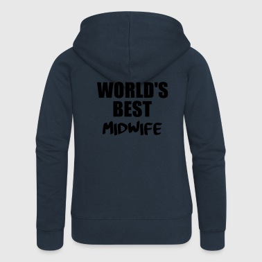 midwife - Women's Premium Hooded Jacket