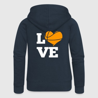 Basketball! BBall! Streetball! NBA! - Women's Premium Hooded Jacket
