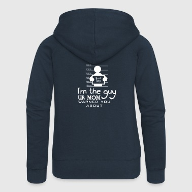 That guy - Women's Premium Hooded Jacket