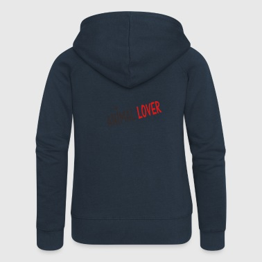 Animal Welfare - Animal Lover - Women's Premium Hooded Jacket