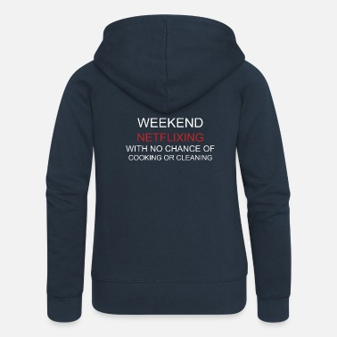 Netflix NETFLIXING - Women's Premium Hooded Jacket