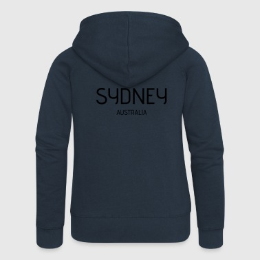 sydney - Women's Premium Hooded Jacket