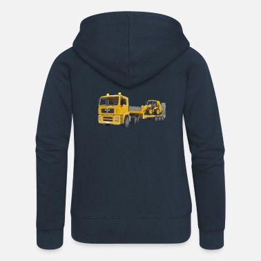 Transport transportation - Women's Premium Zip Hoodie