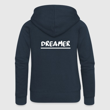 dreamer - Women's Premium Hooded Jacket