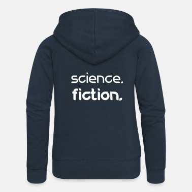 Science Fiction Science fiction - Women's Premium Zip Hoodie