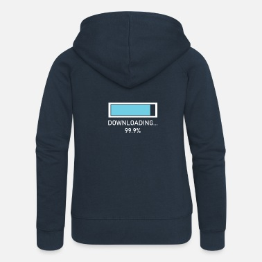 Download download bar - Women's Premium Zip Hoodie
