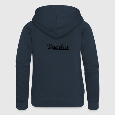 Shameless original - Women's Premium Hooded Jacket