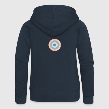 circle - Women's Premium Hooded Jacket