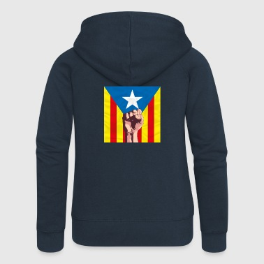 Catalunya - Women's Premium Hooded Jacket