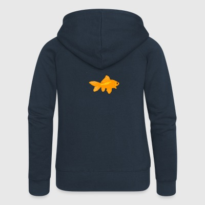 goldfish - Women's Premium Hooded Jacket