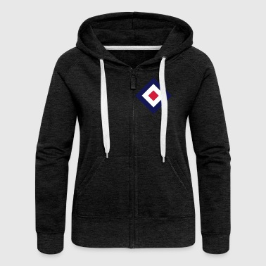 Mods Mod² 3C - Women's Premium Hooded Jacket